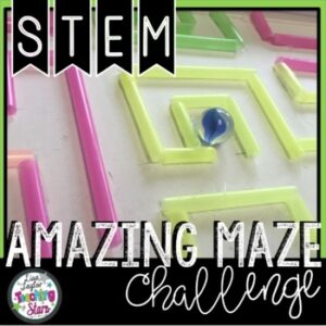 STEM Maze Challenges | Google Slides | Google Classroom | Distance Learning