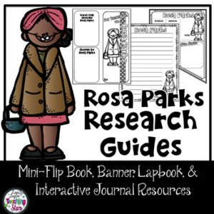 Black History Month:Rosa Parks Research