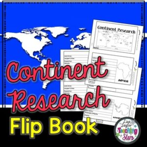 Continent Research Flipbook