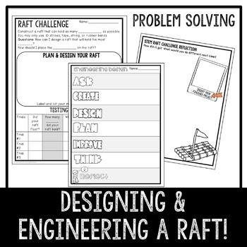 STEM Raft Challenge