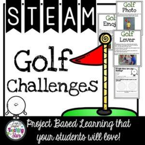 STEM Golf Challenges