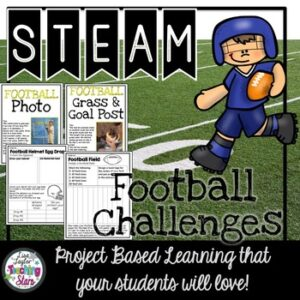 STEM Football Challenges