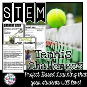 STEM Tennis Challenges