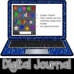 Digital Reading Journal and Reading Log | Google Classroom
