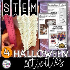 Halloween STEM Activities | Google Classroom | Digital