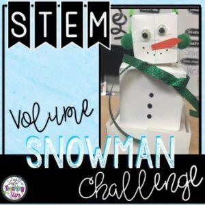 STEM Snowman Design Challenge