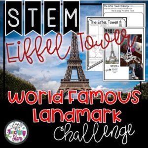 STEM The Eiffel Tower Challenge