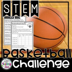 Basketball STEM Challenge | Crossover Literacy Connection