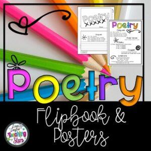 Poetry Flip Book