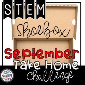 STEM September At Home Challenge
