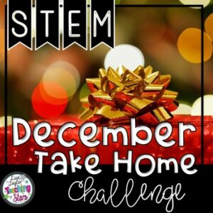 STEM December At Home Challenge