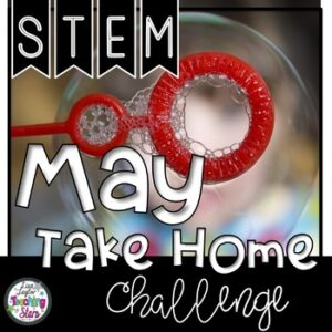 STEM May At Home Challenge