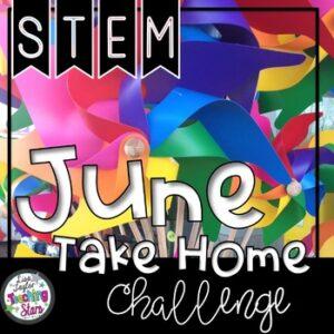 STEM June At Home Challenge