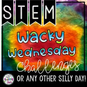 Wacky Wednesday STEM Challenges