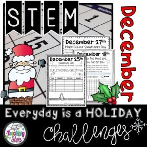 December STEM Challenge: Everyday is a Holiday