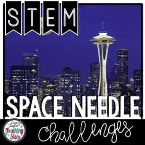 STEM Space Needle Challenges