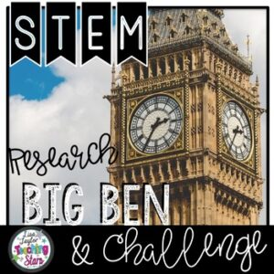 STEM Research Big Ben & Activities