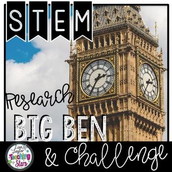 STEM Research Big Ben & Activities