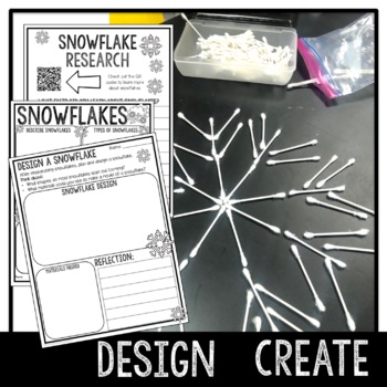 STEM Snowflake Activities