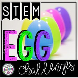 STEM Egg Design Activities | Literature Connection The Great Eggscape!