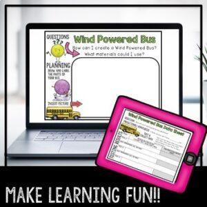 Digital | Back to School STEM Activities | Distance Learning | Google Classroom