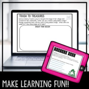 Digital | STEM Plastic Bag Activities | Google Classroom