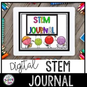 STEM Journal | Distance Learning | Google Classroom