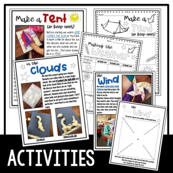 Kindergarten STEM Weather