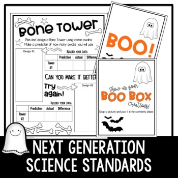 Boo Box Challenges