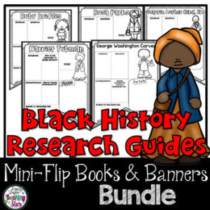 Black History Research Bundle