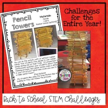 Back to School STEM Bundle