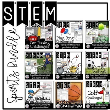 STEM Sports Bundle