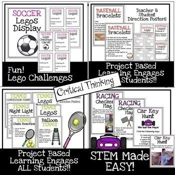 STEM Sports Challenge