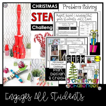STEM Holiday Challenges