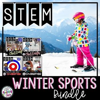 Winter Sports STEM Activities