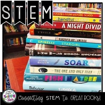 STEM Literacy Connections Bundle