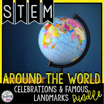 STEM Around the World   Geography STEM