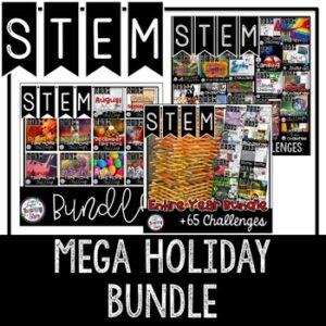 STEM Challenges Bundle | Distance Learning