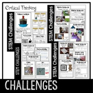 Novels STEM Activities to use with I Survived | Distance Learning
