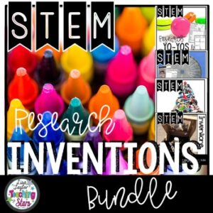 STEM Inventions Bundle Distance Learning