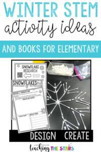 Winter STEM Activities Ideas