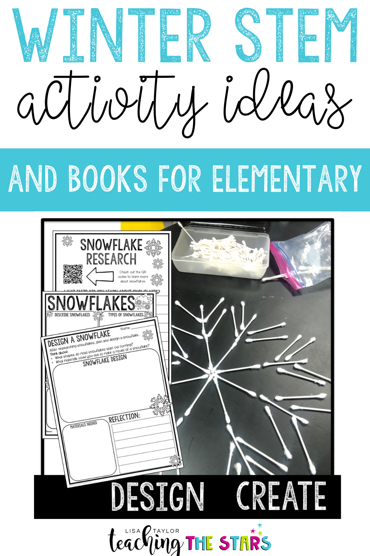 Winter STEM Activities Ideas