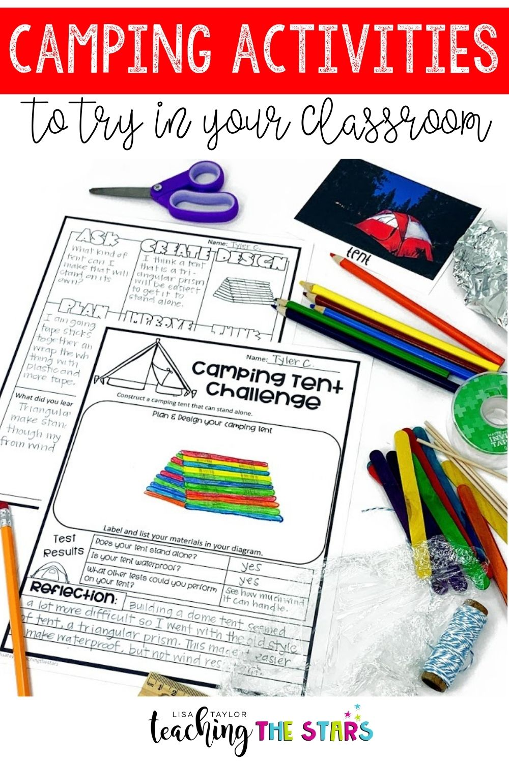 STEM Camping Challenges