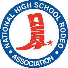 National High School Rodeo logo