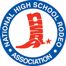 National High School Rodeo logo