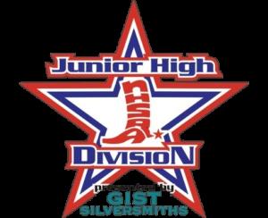 Wisconsin Junior High School Rodeo logo