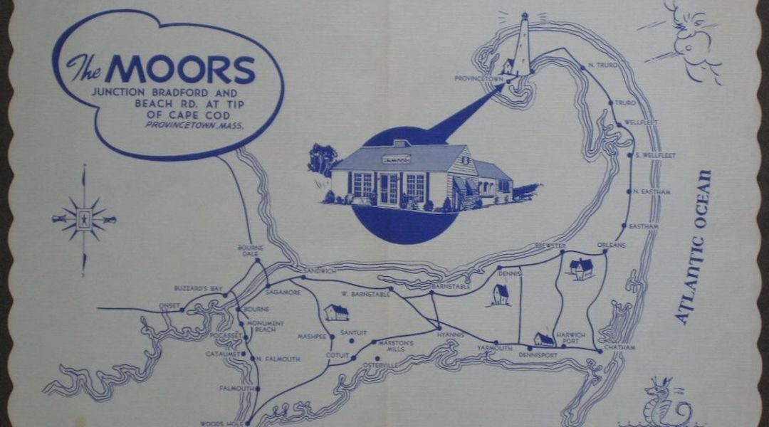 Provincetown History Snippet: The Moors Motel & Restaurant
