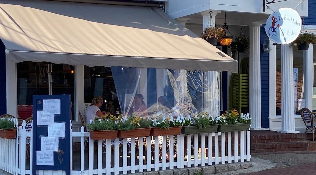 Blue Monkey Cafe Provincetown