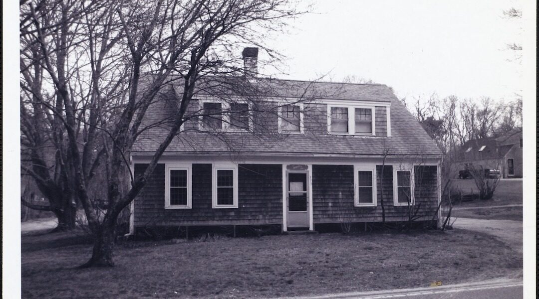 Provincetown History Snippet: Early Provincetown Homes