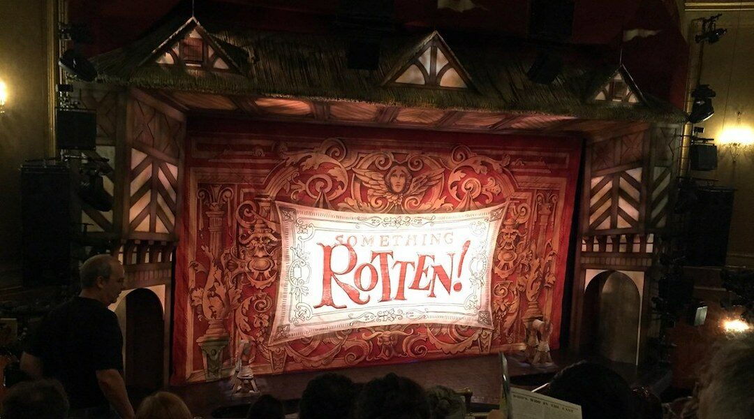 Something Rotten Brewster